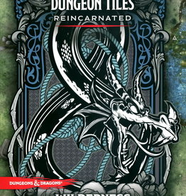Wizards of the Coast D&D 5th ed. Dungeon Tiles - Reincarnated Wilderness