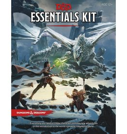 Wizards of the Coast D&D 5th ed. Essentials Kit