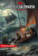 Wizards of the Coast D&D 5th ed. Ghosts of Saltmarsh