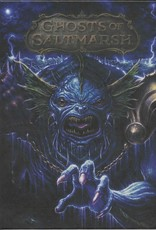 Wizards of the Coast D&D 5th ed. Ghosts of Saltmarsh Limited Ediiton