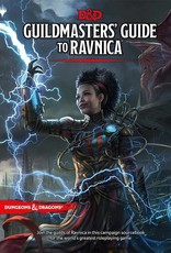 Wizards of the Coast D&D 5th ed. Guildmasters Guide to Ravnica