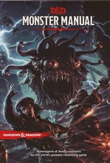 Wizards of the Coast D&D 5th ed. Monster Manual
