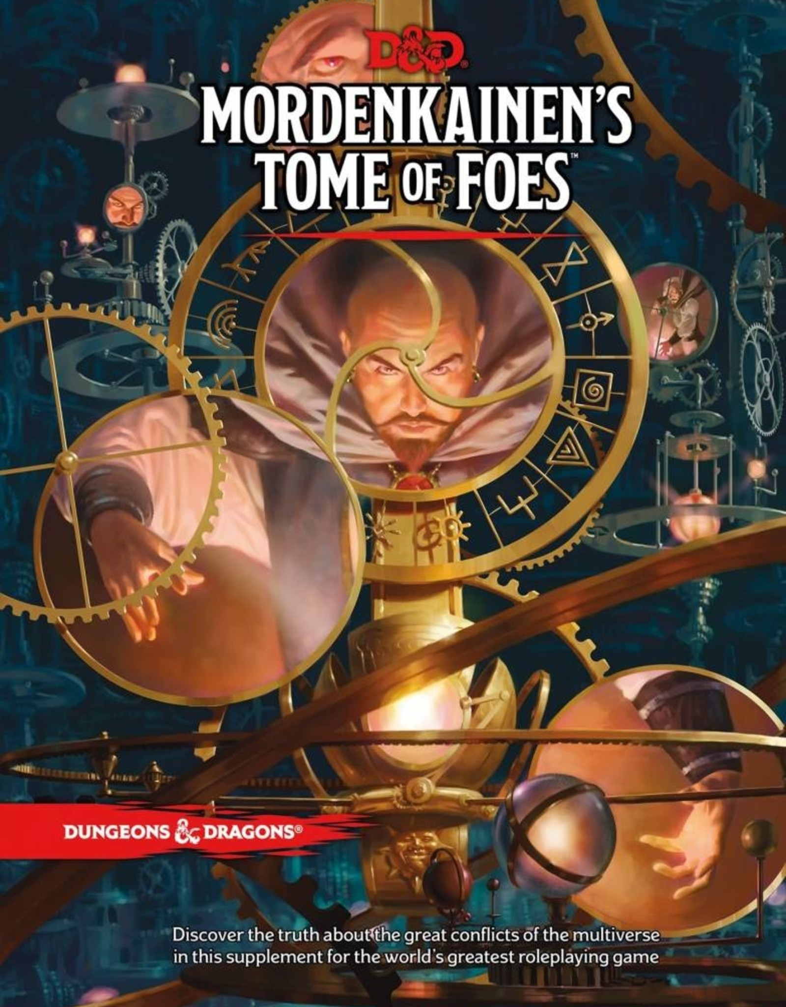 Wizards of the Coast D&D 5th ed. Mordenkainen's Tome of Foes