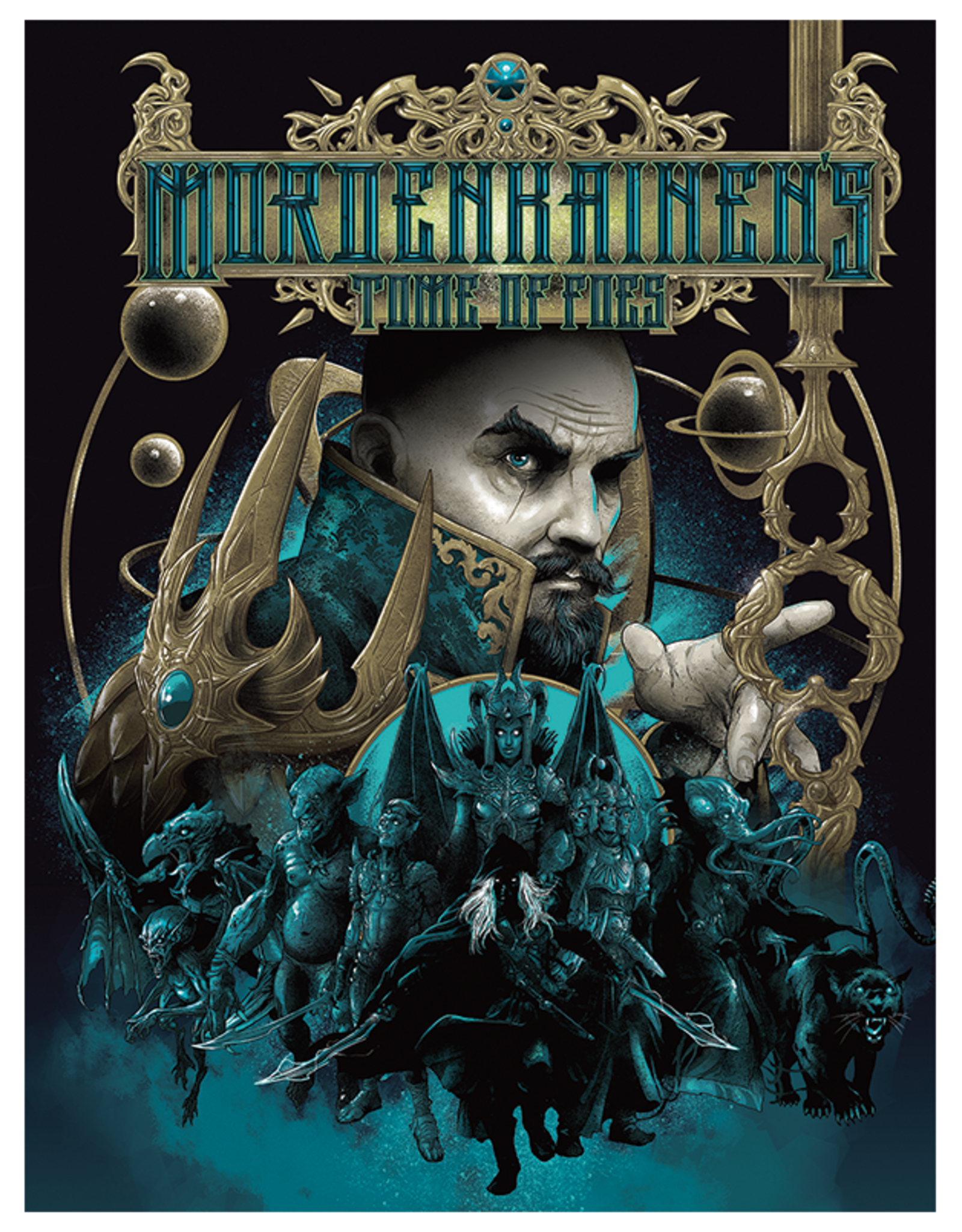 Wizards of the Coast D&D 5th ed. Mordenkainen's Tome of Foes Limited Edition