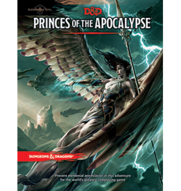 Wizards of the Coast D&D 5th ed. Princes of the Apocalypse