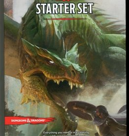 Wizards of the Coast D&D 5th ed. Starter Set