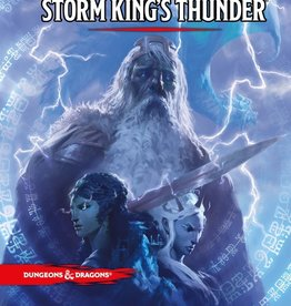 Wizards of the Coast D&D 5th ed. Storm King's Thunder
