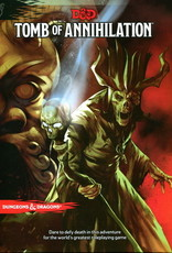 Wizards of the Coast D&D 5th ed. Tomb of Annihiliation