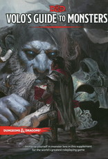 Wizards of the Coast D&D 5th ed. Volo's Guide To Monsters