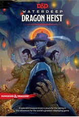 Wizards of the Coast D&D 5th ed. Waterdeep Dragon Heist