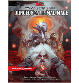 Wizards of the Coast D&D 5th ed. Waterdeep Dungeon of the Mad Mage