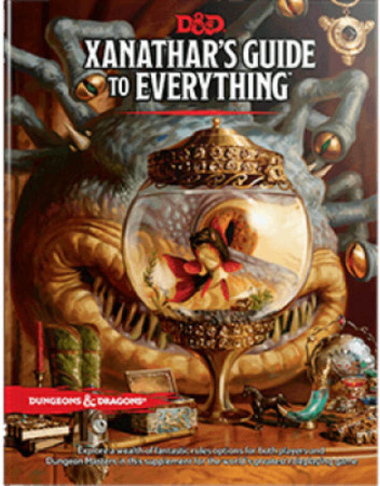 Wizards of the Coast D&D 5th ed. Xanathar's Guide to Everything