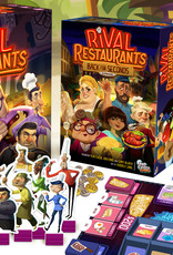 Gap Closer Games Rival Restaurants Deluxe + Back for Seconds expansion