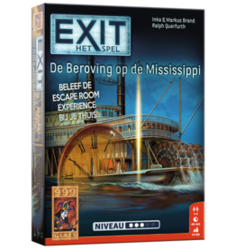 999-Games Exit: De Beroving op de Mississippi (NL)