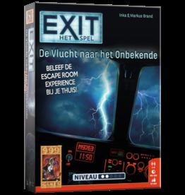 999-Games Exit: De Vlucht naar het Onbekende (NL)