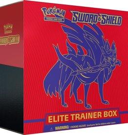 Pokemon USA Pokemon Sword and Shield Elite Trainer Box
