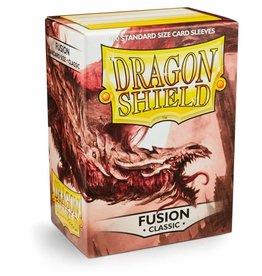 Dragonshield Dragonshield 100 Box Sleeves Classic Fusion