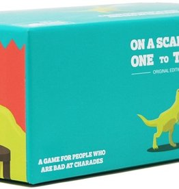 Exploding Kittens On A Scale of One to T-REX