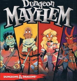 Wizards of the Coast D&D Dungeon Mayhem Cardgame