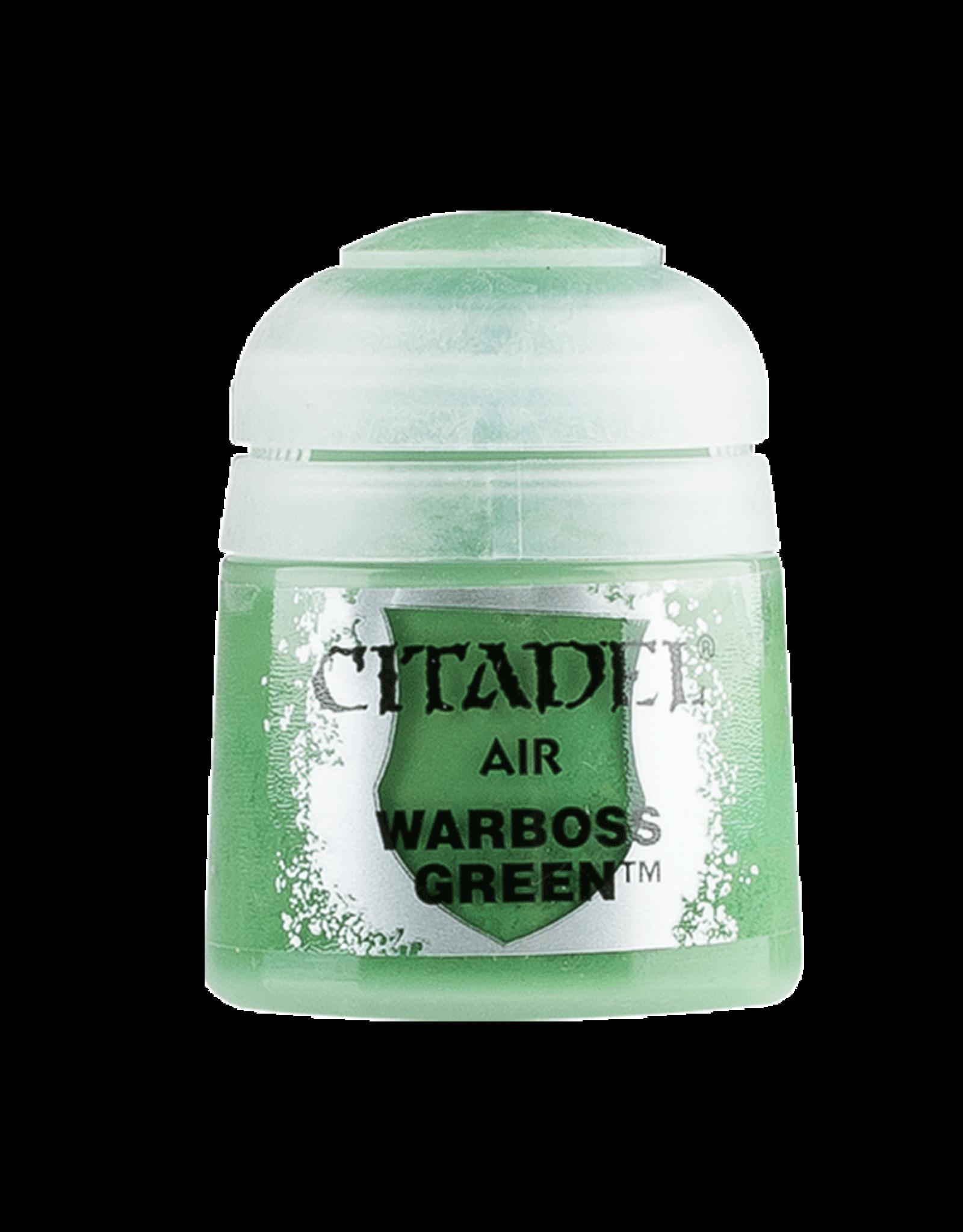 Citadel Citadel Air: Warboss Green (24ml)