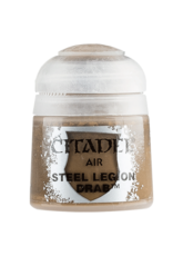 Games Workshop Citadel Air: Steel Legion Drab (24ml)