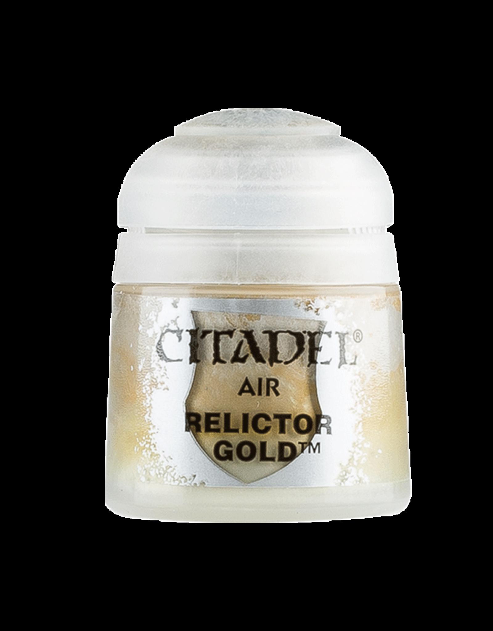 Citadel Citadel Air: Relictor Gold (24ml)