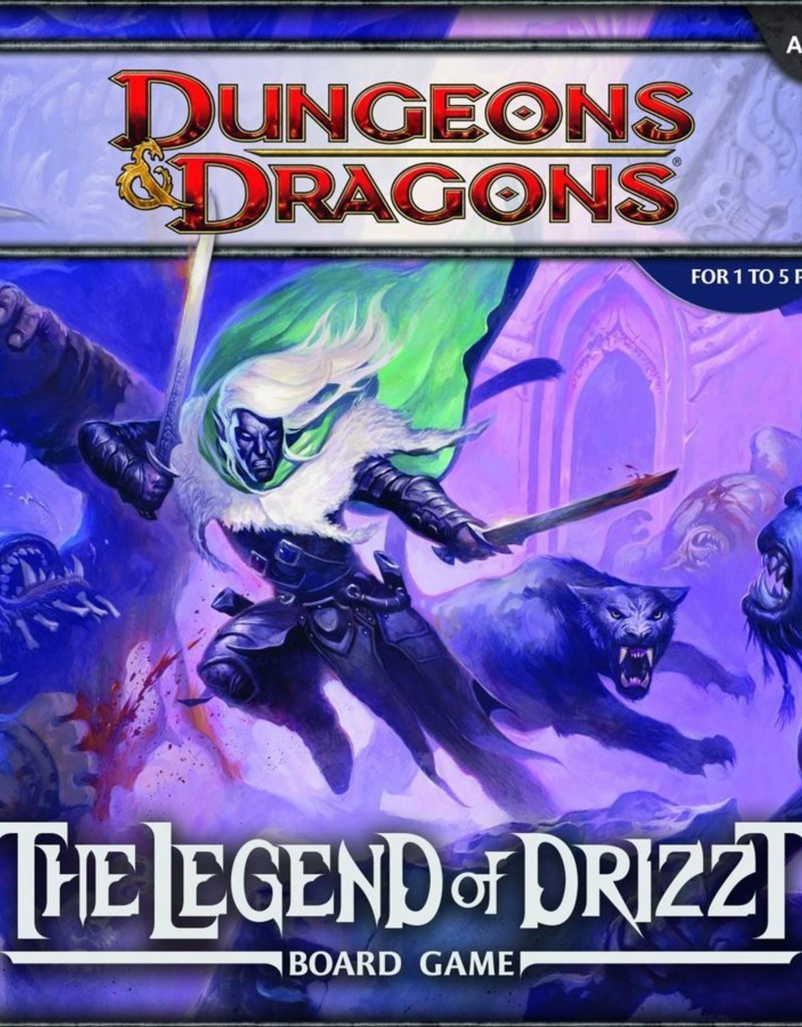 Wizards of the Coast D&D Legend of Drizzt (EN)