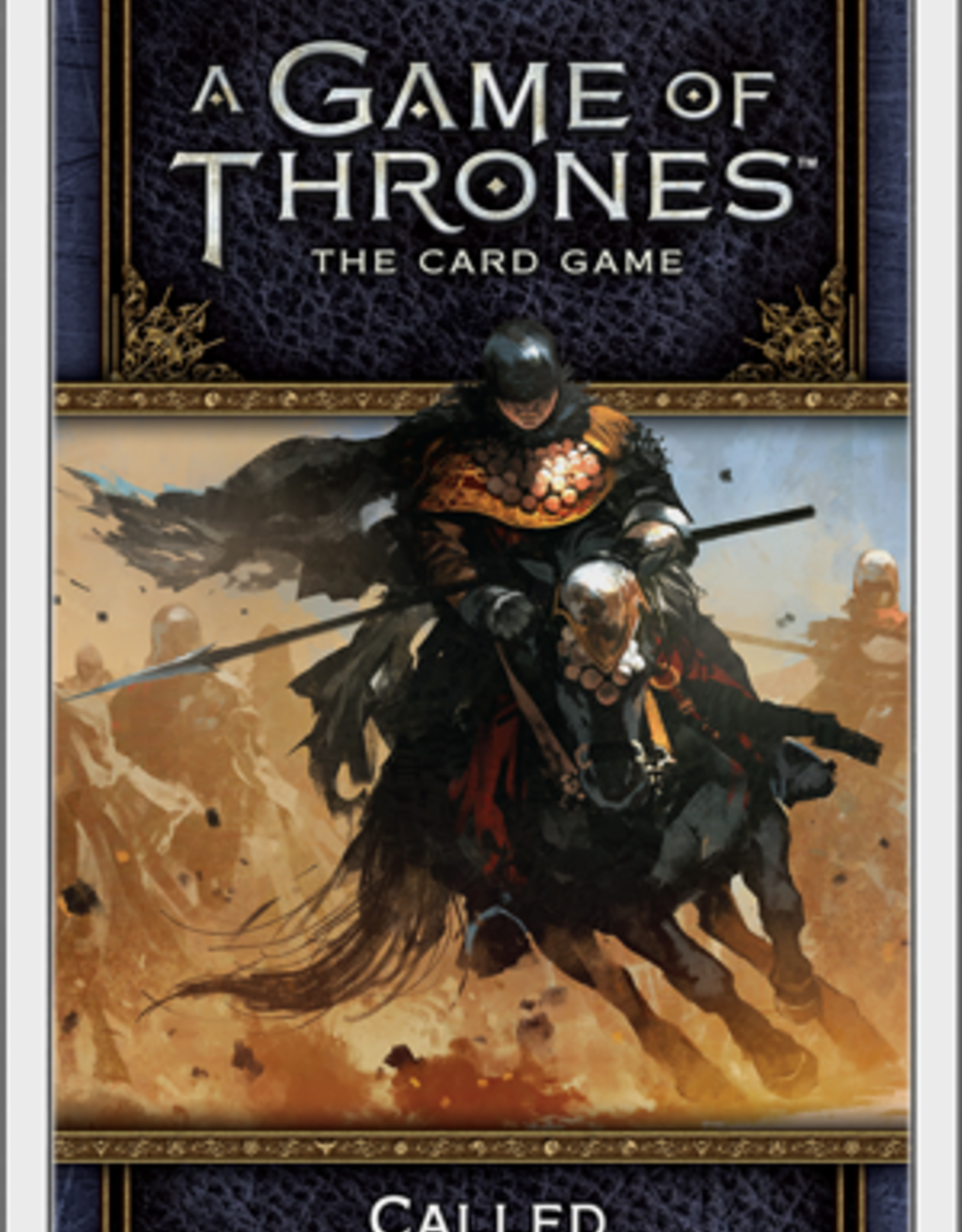 Fantasy Flight Games A Game of Thrones LCG 2nd Ed.: Called to Arms (EN)