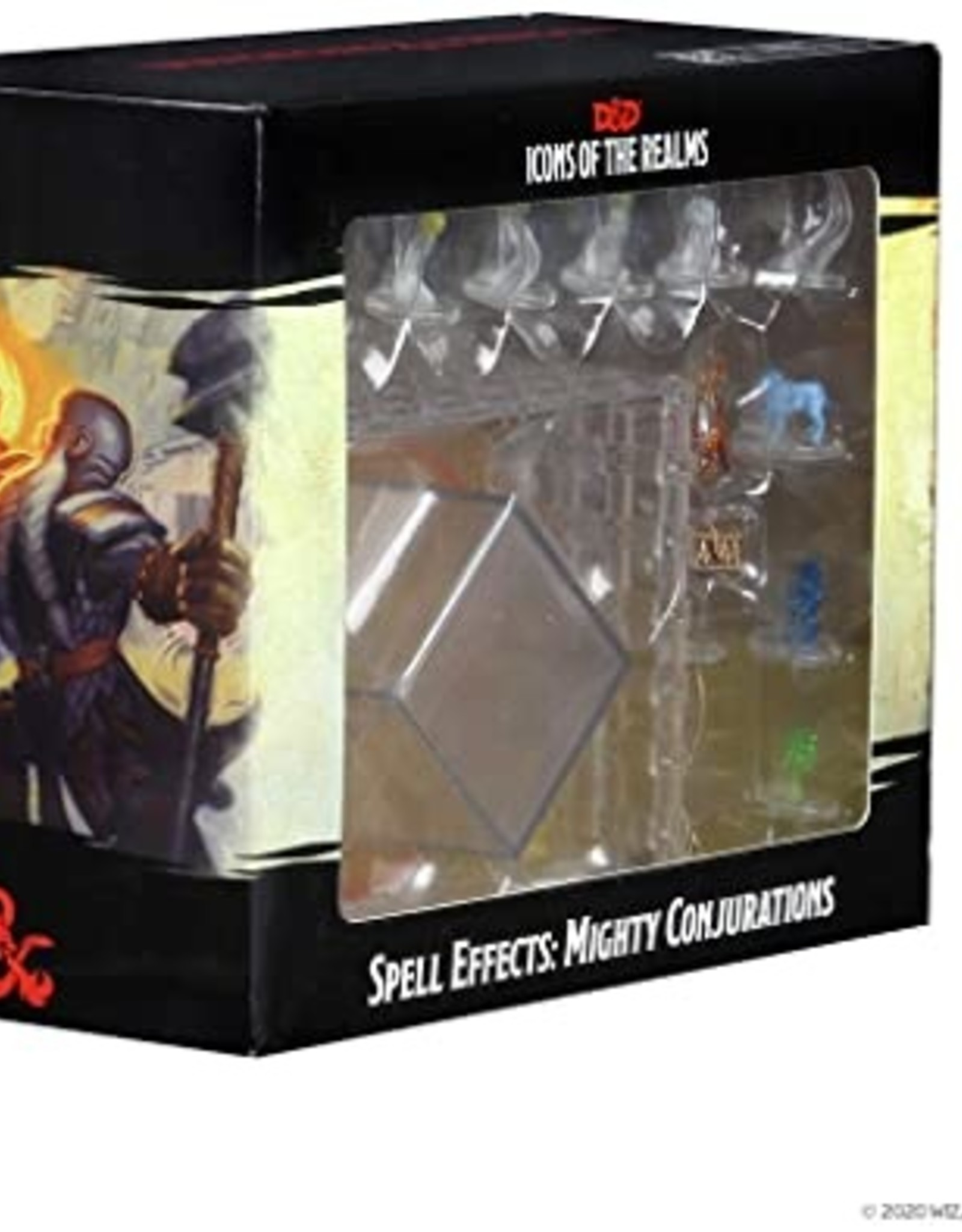 Wizkids D&D Icons of the Realms - Spell Effects: Mighty Conjurations