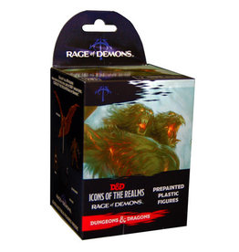 Wizkids D&D Icons of the Realms Rage of Demons Booster