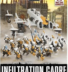 Games Workshop T'au Infiltration Cadre Burning Dawn