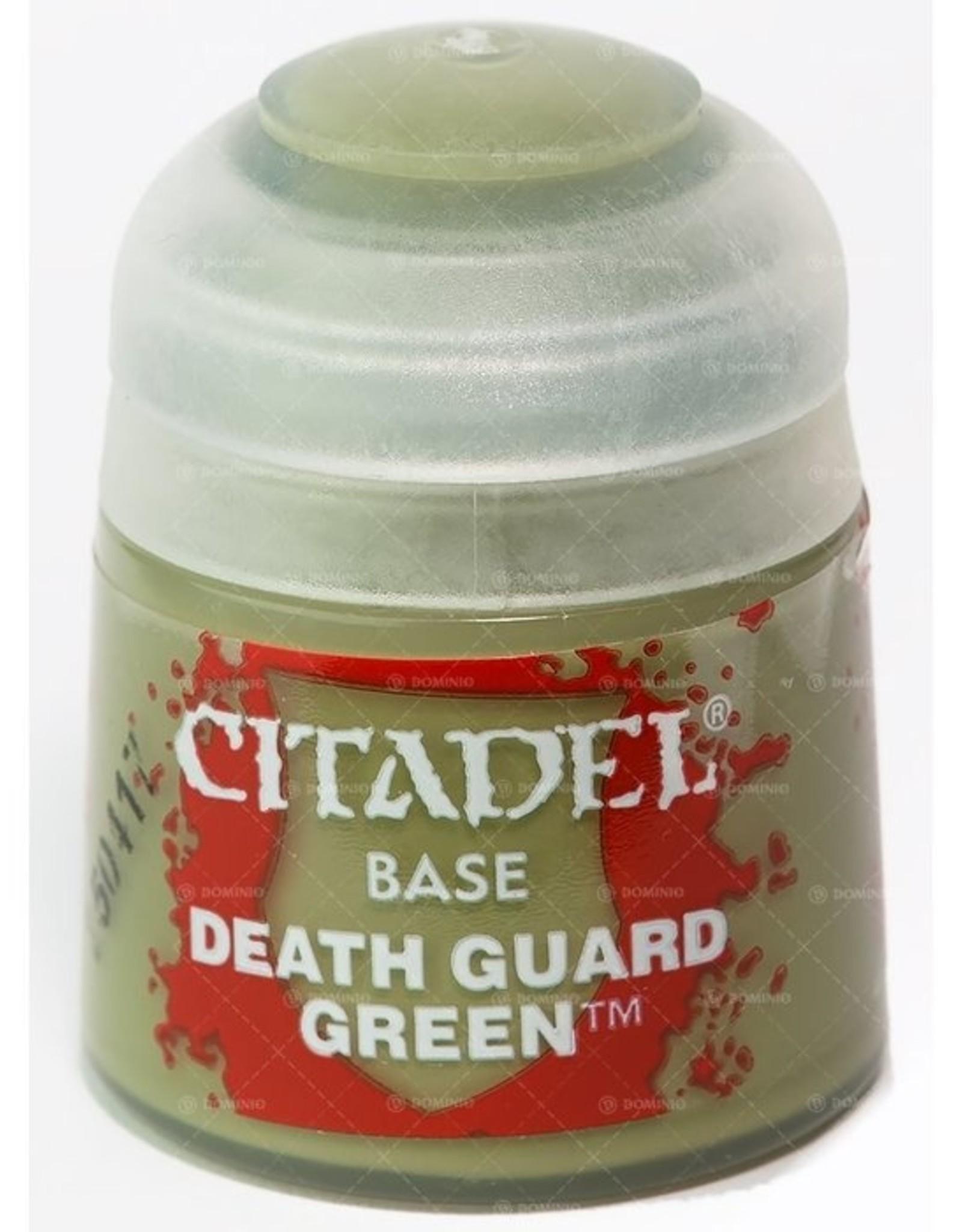 Citadel Citadel Base: Death Guard Green (12ml)