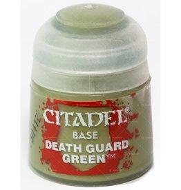 Games Workshop Citadel Base: Death Guard Green