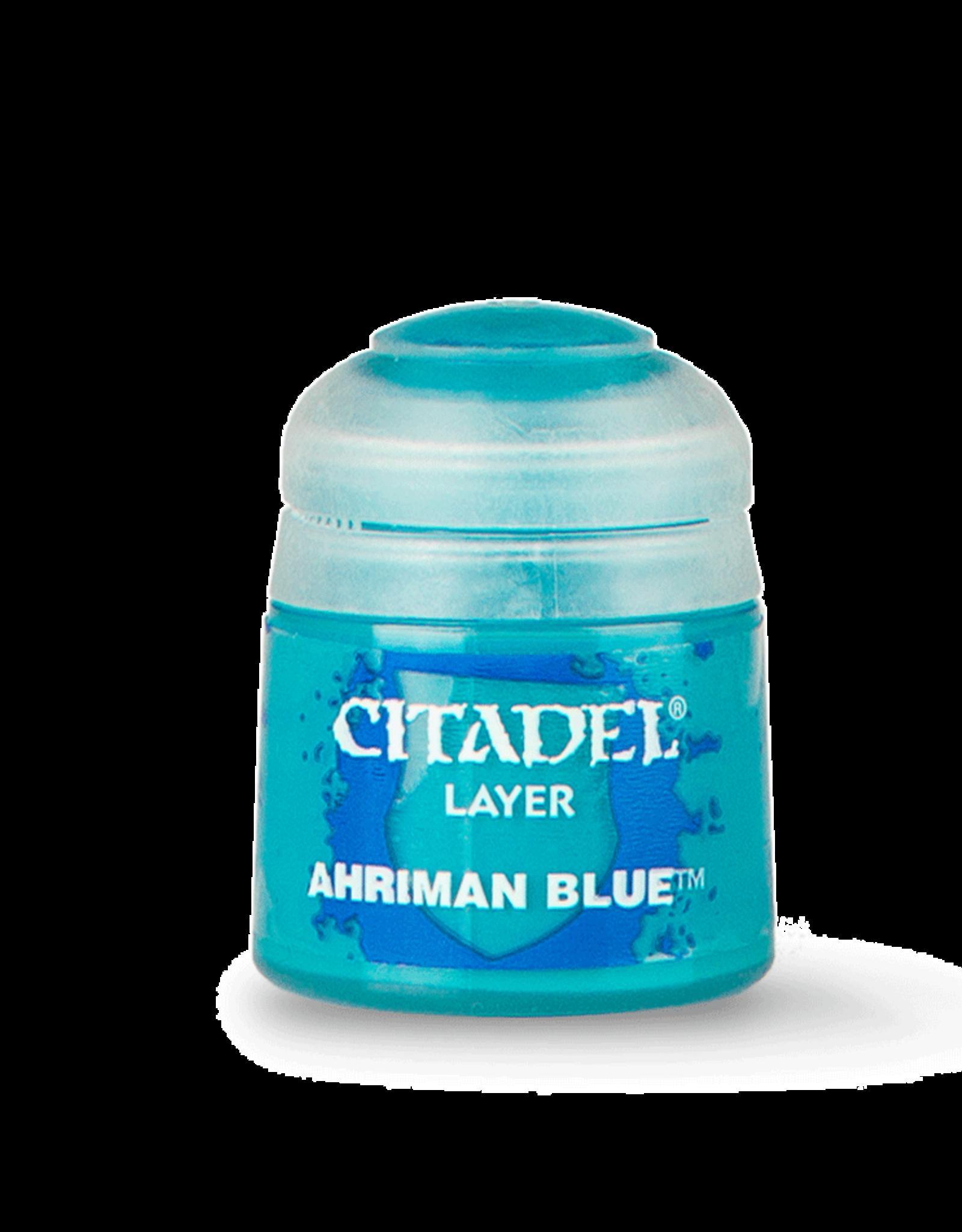 Citadel Citadel Layer: Ahriman Blue (12ml)