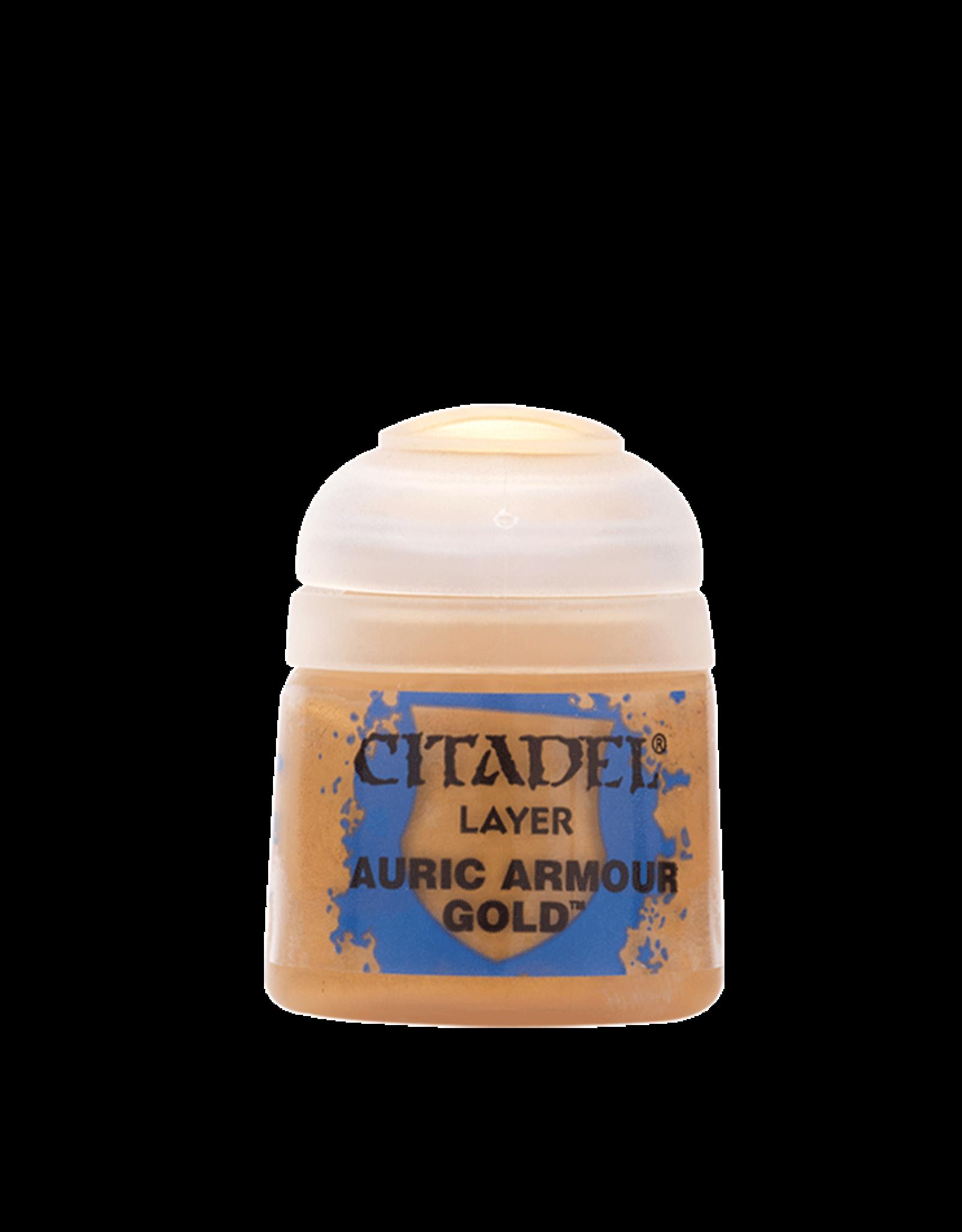Citadel Citadel Layer: Auric Armour Gold (12ml)