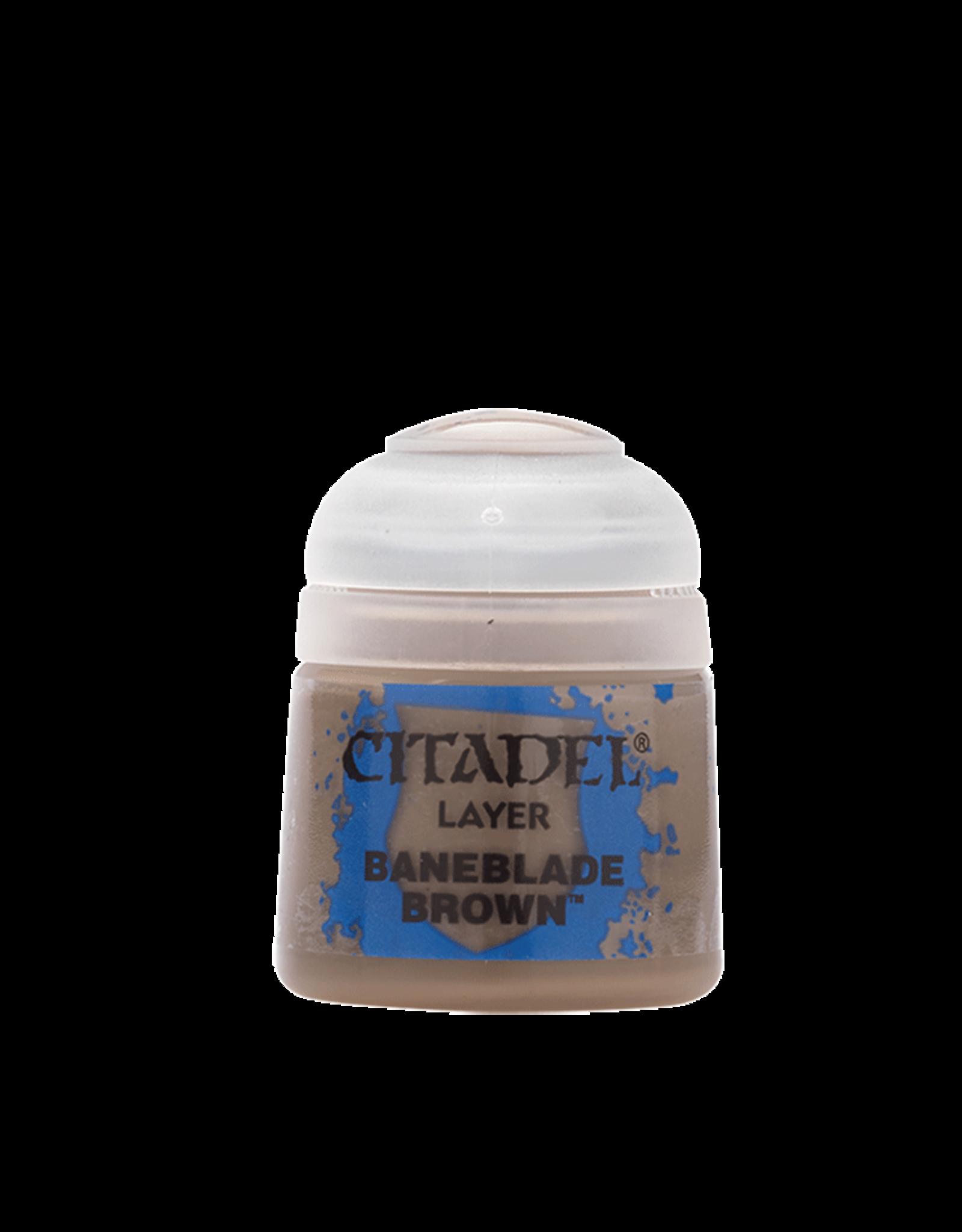 Citadel Citadel Layer: Baneblade Brown (12ml)