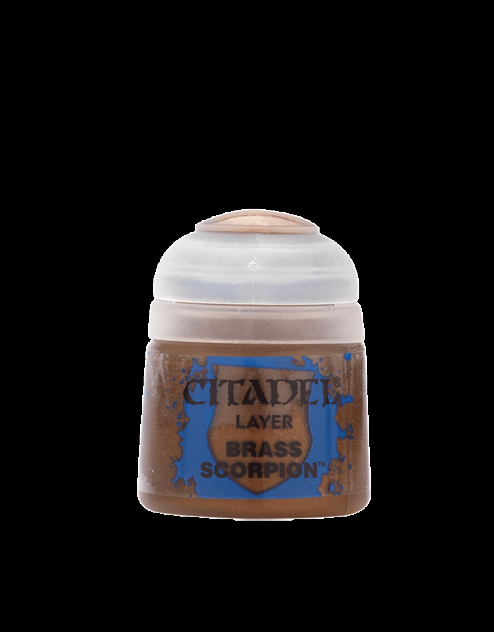 Citadel Citadel Layer: Brass Scorpion (12ml)