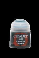 Games Workshop Citadel Base: Caliban Green