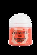 Games Workshop Citadel Dry: Astorath Red