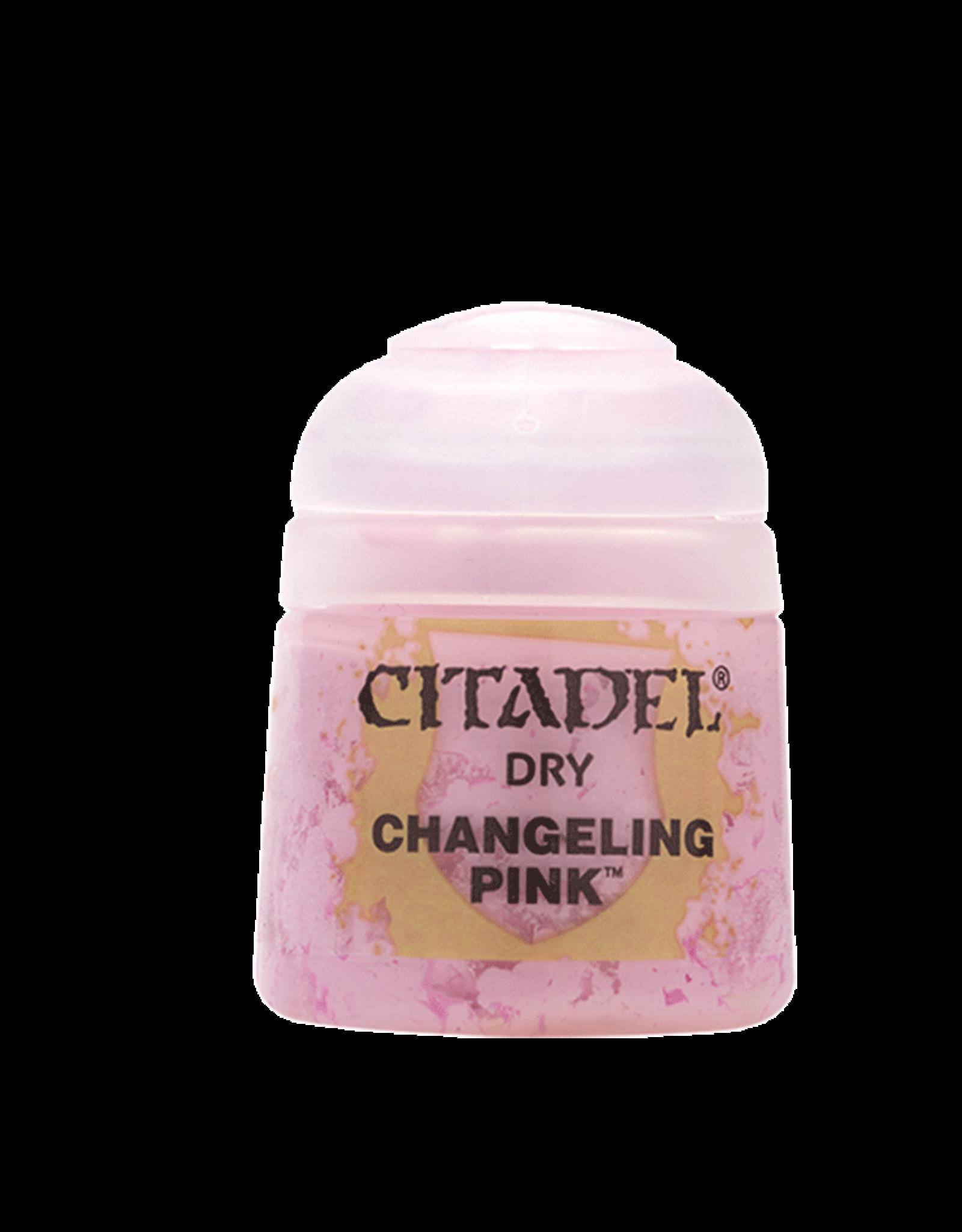 Citadel Citadel Dry: Changeling Pink (12ml)