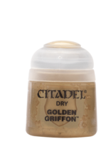Games Workshop Citadel Dry: Golden Griffon