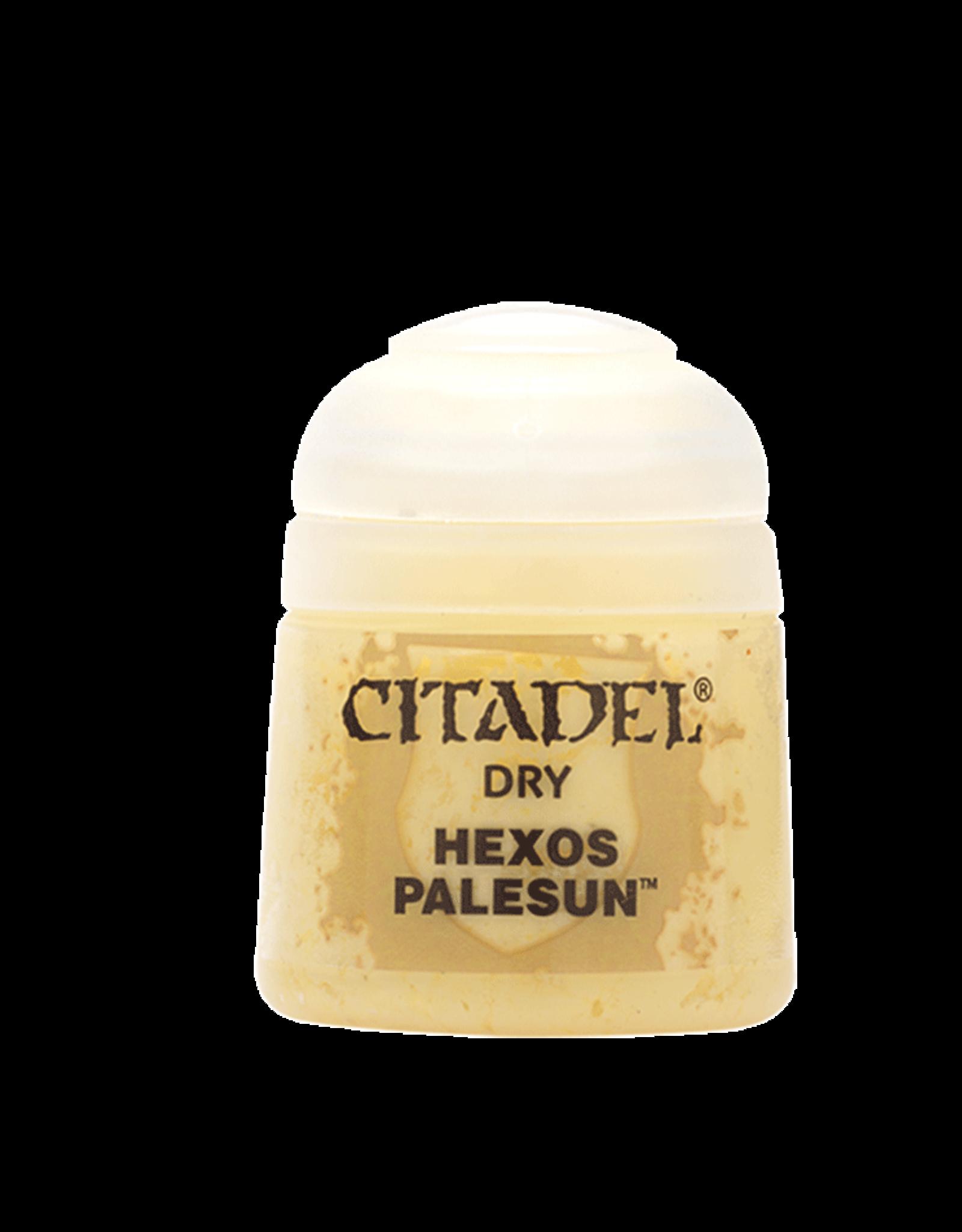 Citadel Citadel Dry: Hexos Palesun (12ml)