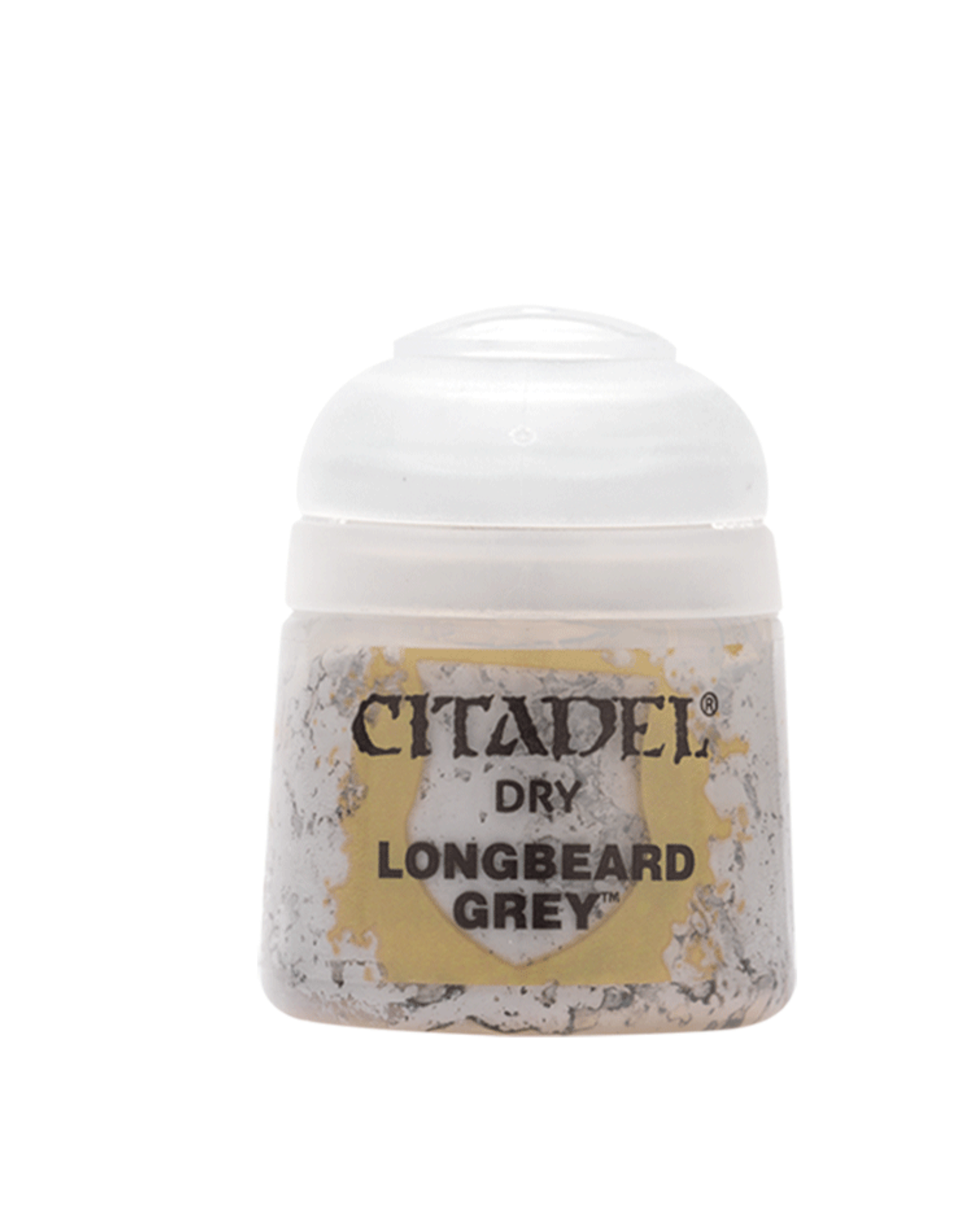 Games Workshop Citadel Dry: Longbeard Grey