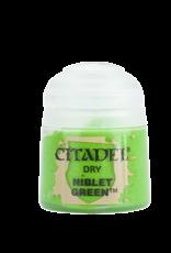 Games Workshop Citadel Dry: Niblet Green