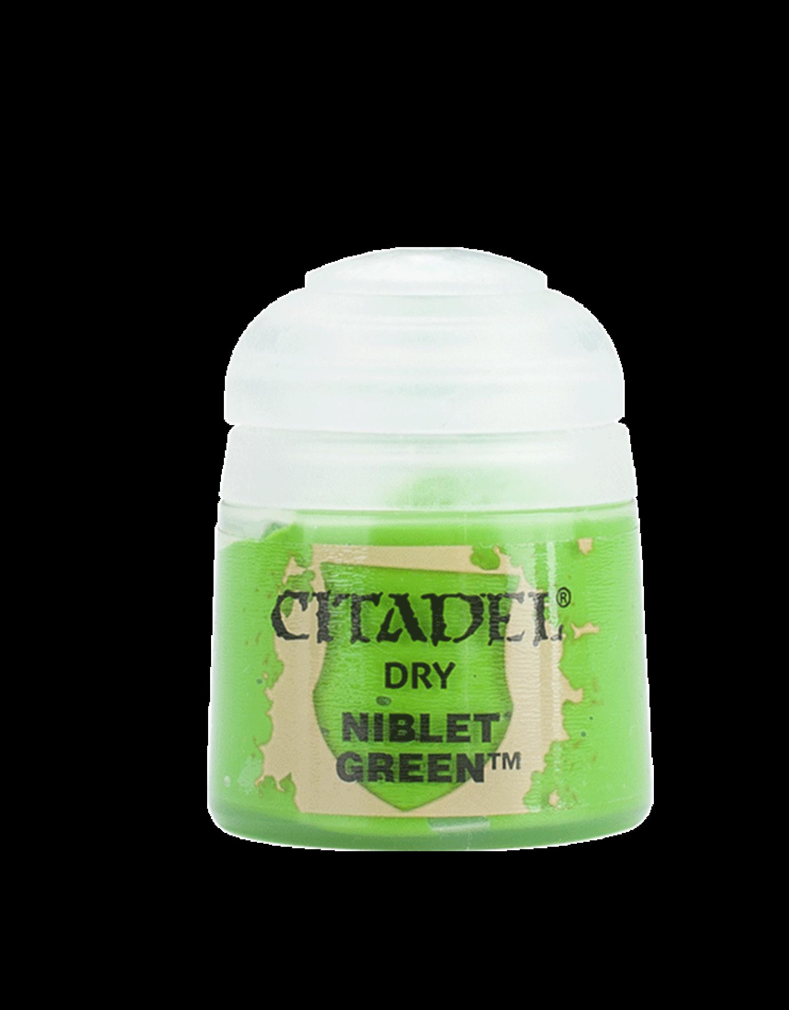 Citadel Citadel Dry: Niblet Green (12ml)