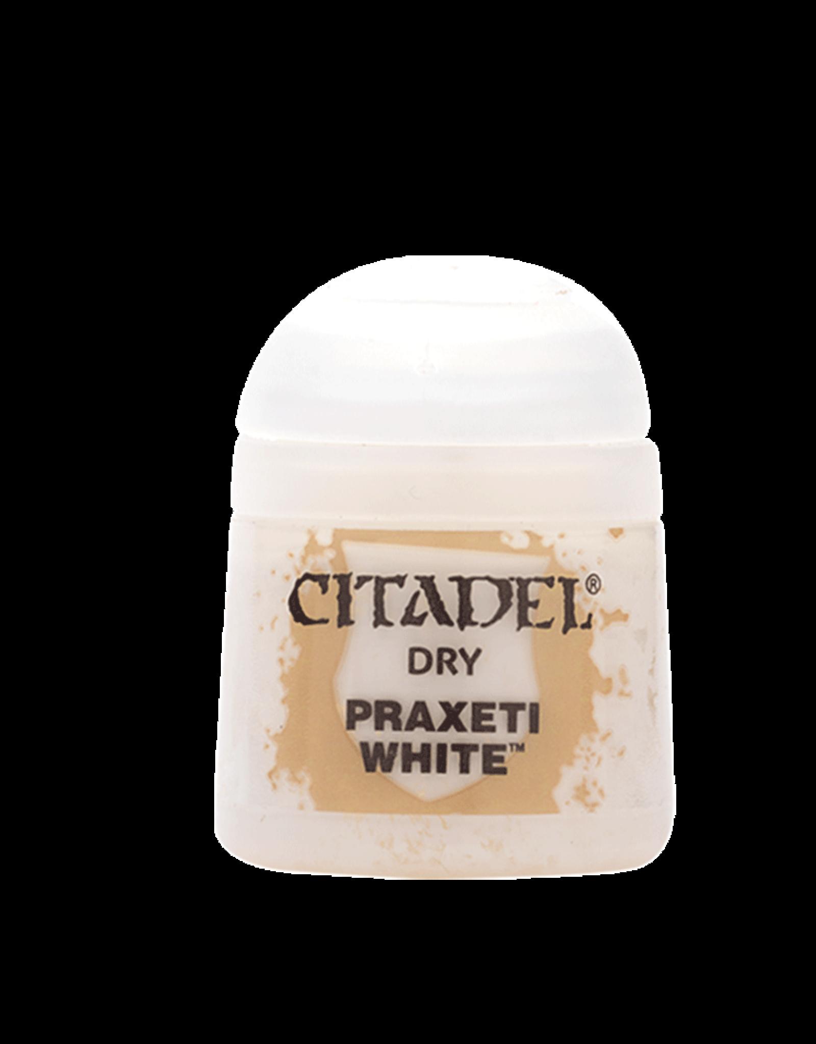 Games Workshop Citadel Dry: Praxeti White