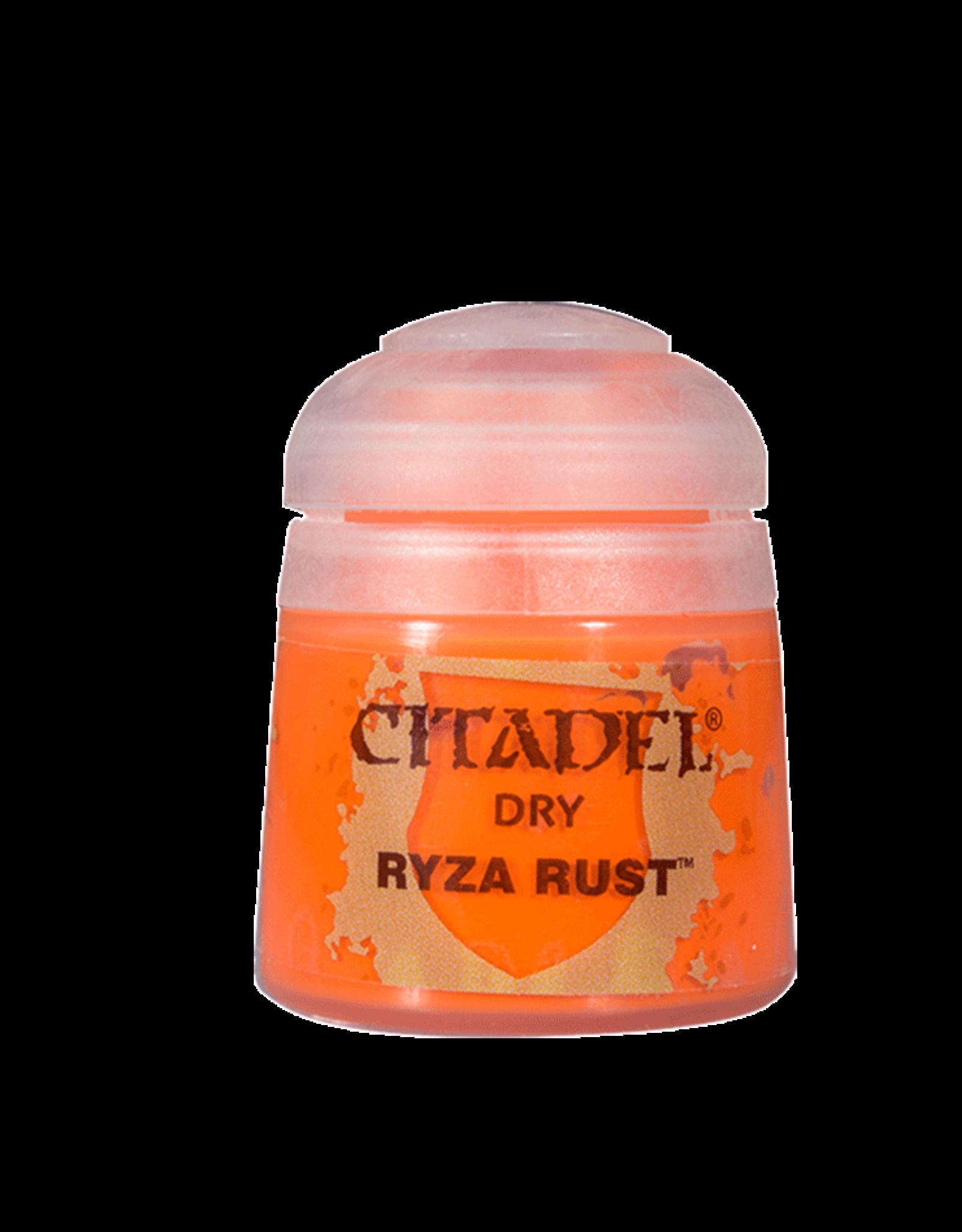 Games Workshop Citadel Dry: Ryza Rust