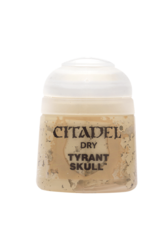 Games Workshop Citadel Dry: Tyrant Skull