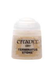 Games Workshop Citadel Dry: Terminatus Stone