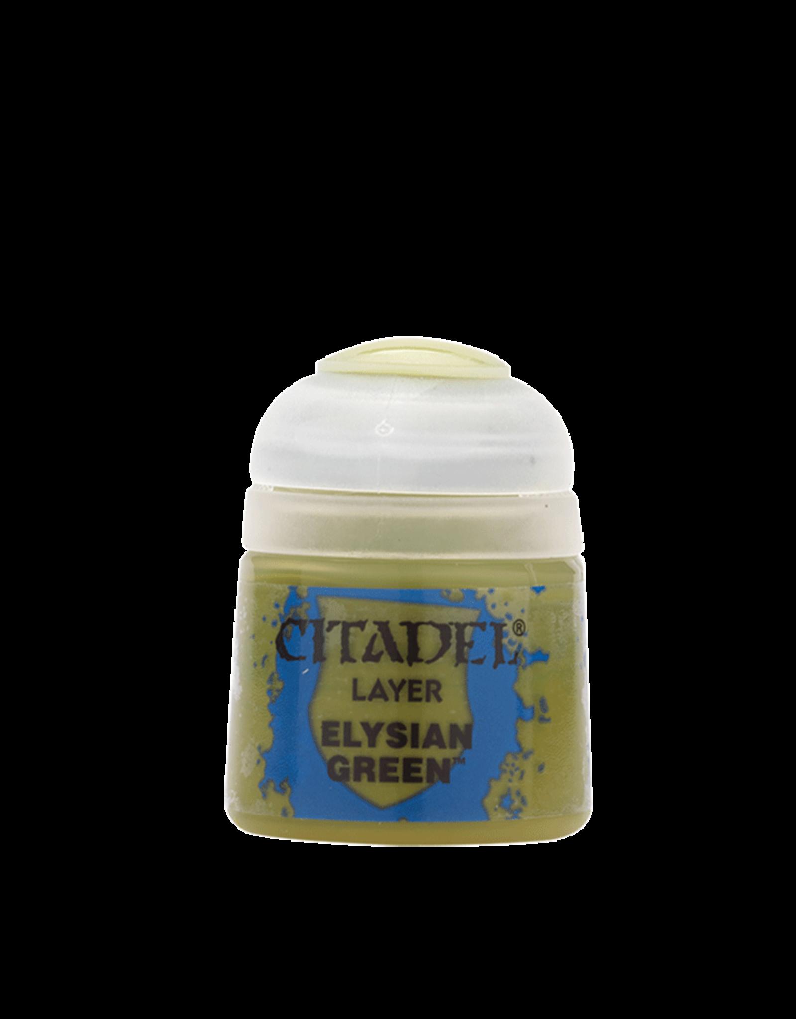 Citadel Citadel Layer: Elysian Green (12ml)